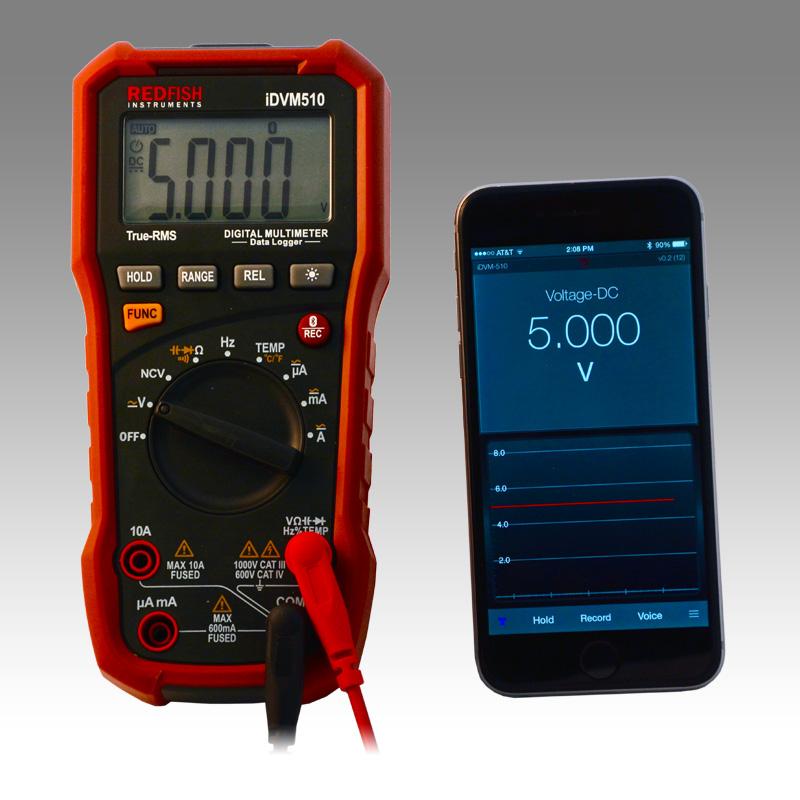 Supco®-Redfish Wireless Multimeter